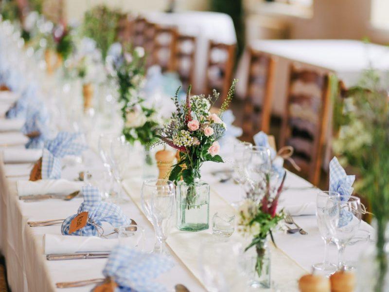 5 éléments pour bien choisir son menu de mariage